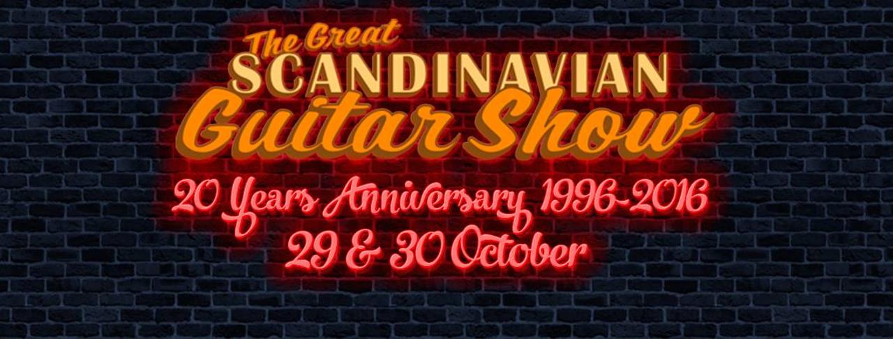 Scandinavian Guitar Show